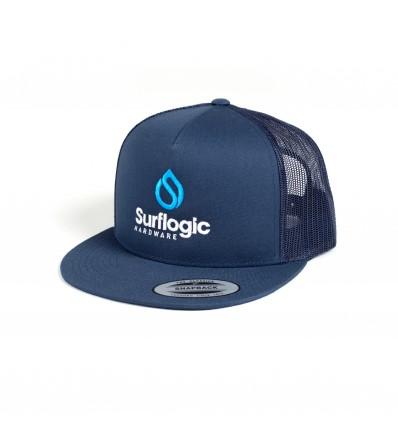 SFL FLAT TRUCKER CAP
