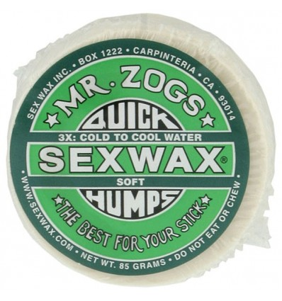 QUICK HUMPS SEX WAX COLD/COOL